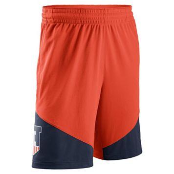 Men's Nike Illinois Fighting Illini New Classic Dri-FIT Shorts