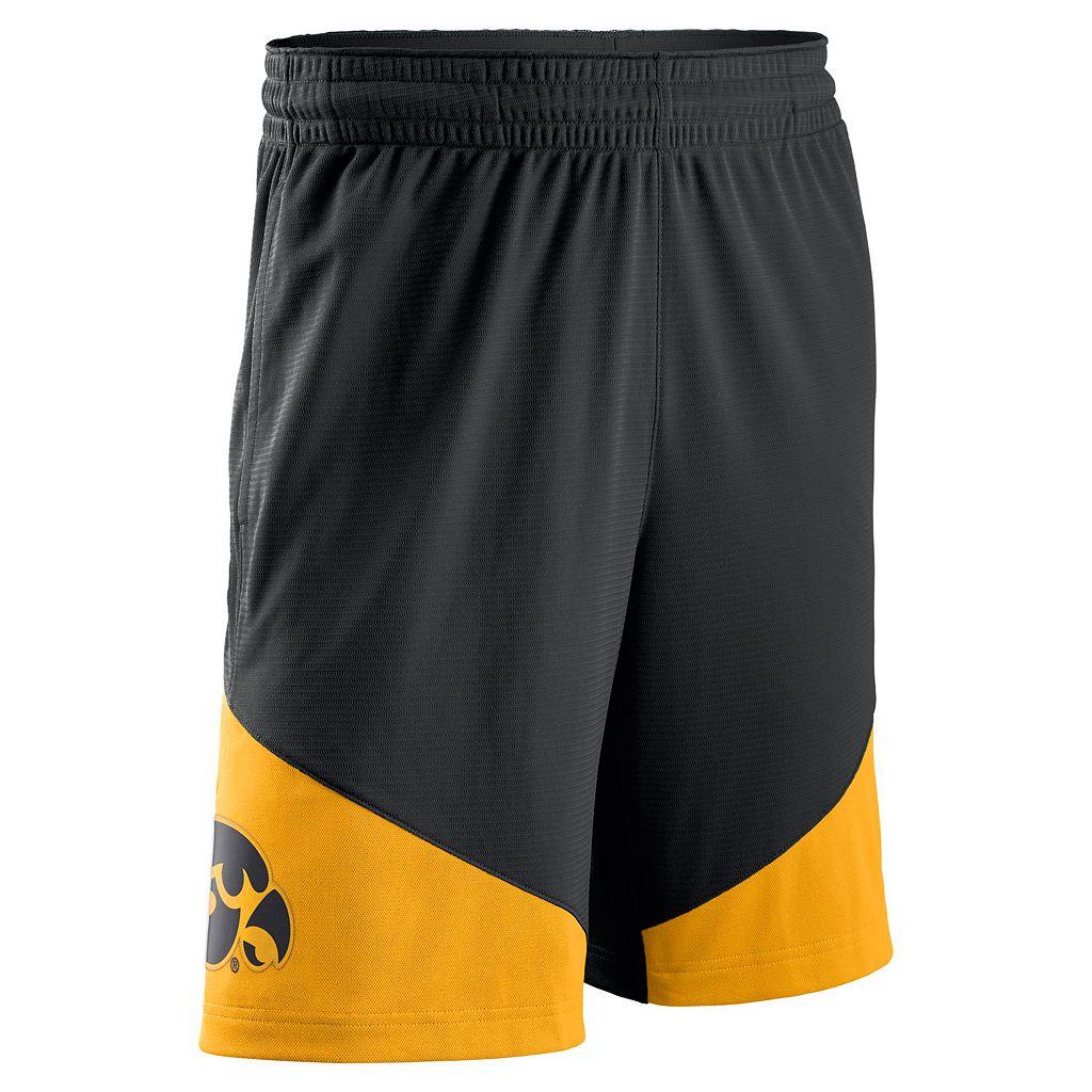 Men's Nike Iowa Hawkeyes New Classic Dri-FIT Shorts