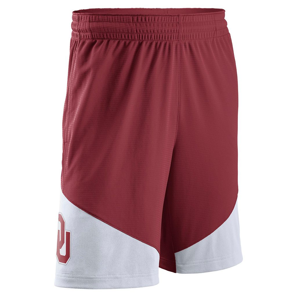 Men's Nike Oklahoma Sooners New Classic Dri-FIT Shorts