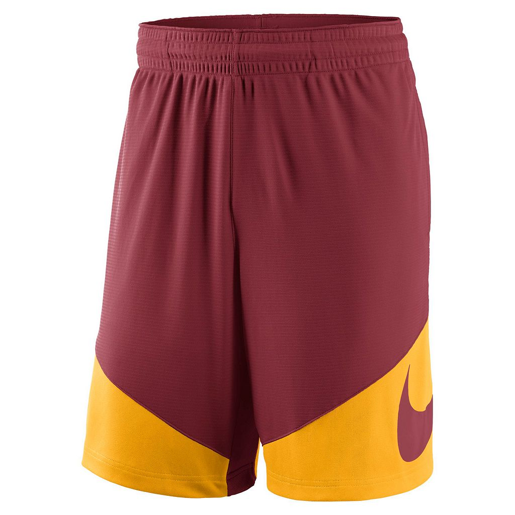 Men's Nike USC Trojans New Classic Dri-FIT Shorts