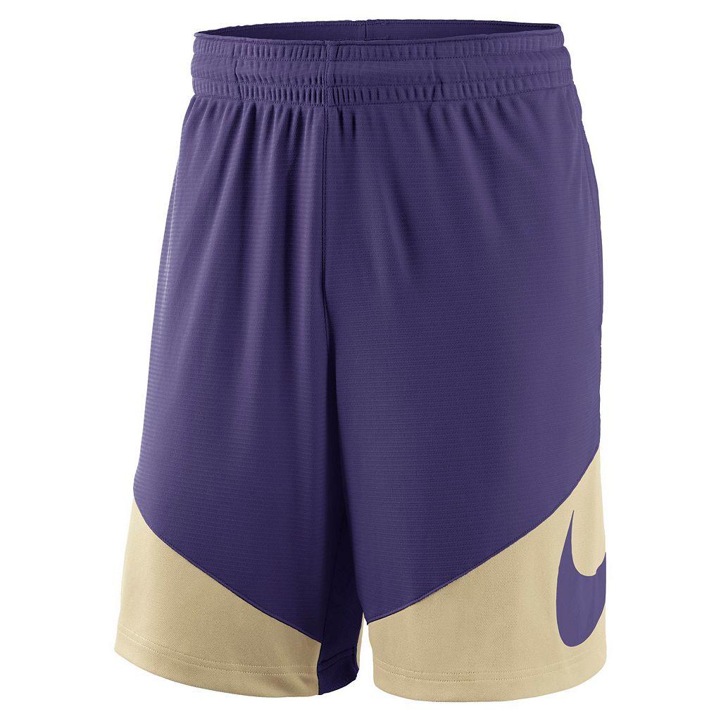 Men's Nike Washington Huskies New Classic Dri-FIT Shorts