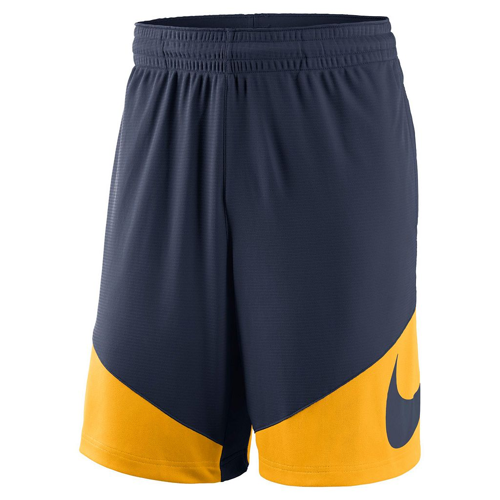 Men's Nike West Virginia Mountaineers New Classic Dri-FIT Shorts