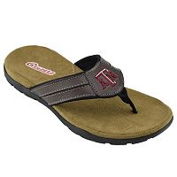 Men's Texas A&M Aggies Pregame Flip-Flops
