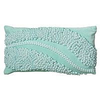 Rizzy Home Wave Throw Pillow