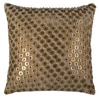 Rizzy Home Modern Sequin Throw Pillow