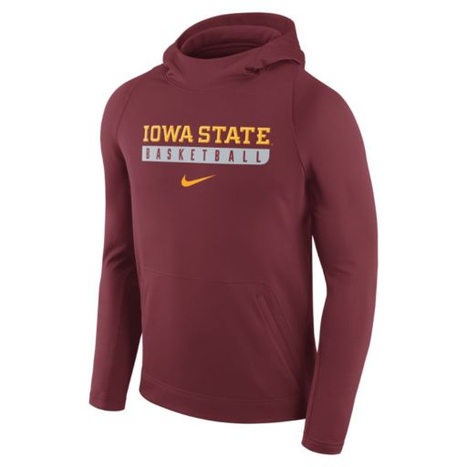 Men's Nike Iowa State Cyclones Basketball Fleece Hoodie