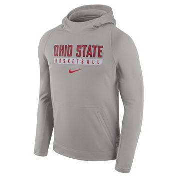 Men's Nike Ohio State Buckeyes Basketball Fleece Hoodie