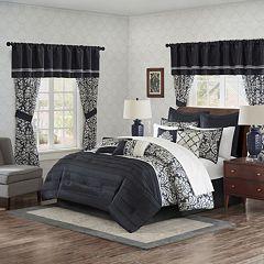 Madison Park Essentials Simone 24 pc Bedding Set