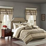 Madison Park Essentials Katarina 24-piece Bedding Set