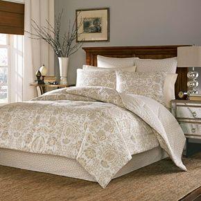 Stone Cottage Belvedere 4-pc. Reversible Comforter Set