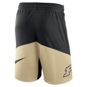Men's Nike Purdue Boilermakers New Classic Dri-FIT Shorts