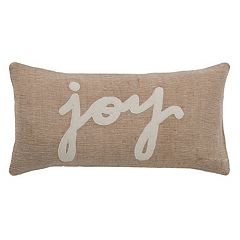 Rizzy Home 'Joy' Throw Pillow