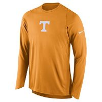 Men's Nike Tennessee Volunteers Elite Shooter Long-Sleeve Tee