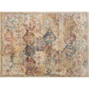 Loloi Anastasia Intricate Traditional Floral Rug