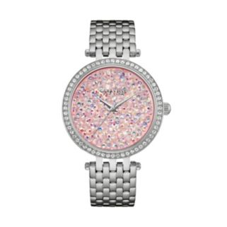 Caravelle New York by BulovaWomen's Crystal Stainless Steel Watch - 43L194