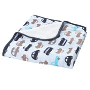 Carter's Transportation Snuggle Me Blanket