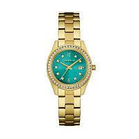 Caravelle New York by BulovaWomen's Crystal Stainless Steel Watch