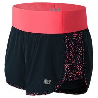 Women's New Balance Impact 2-In-1 Running Shorts
