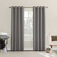 Sun Zero Emden Energy Efficient Triple Lined Window Curtain