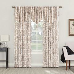 Sun Zero Rochelle Blackout Lined Window Curtain