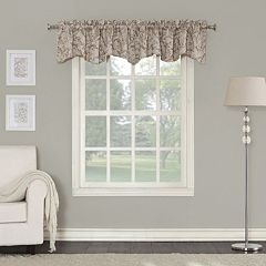 Sun Zero Kavala Blackout Lined Window Valance