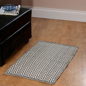Chesapeake Portland Chevron 2-Piece Rug Set
