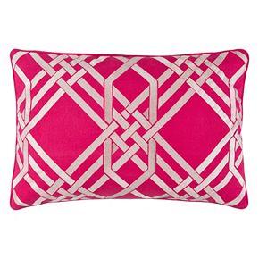 Decor 140 Xumi Rectangular Throw Pillow