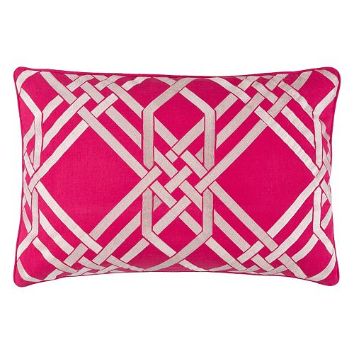 Decor 140 Xumi Rectangular Throw Pillow