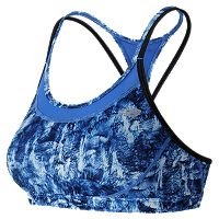 New Balance Sports Bra: The Tonic Printed Medium-Impact WB63012