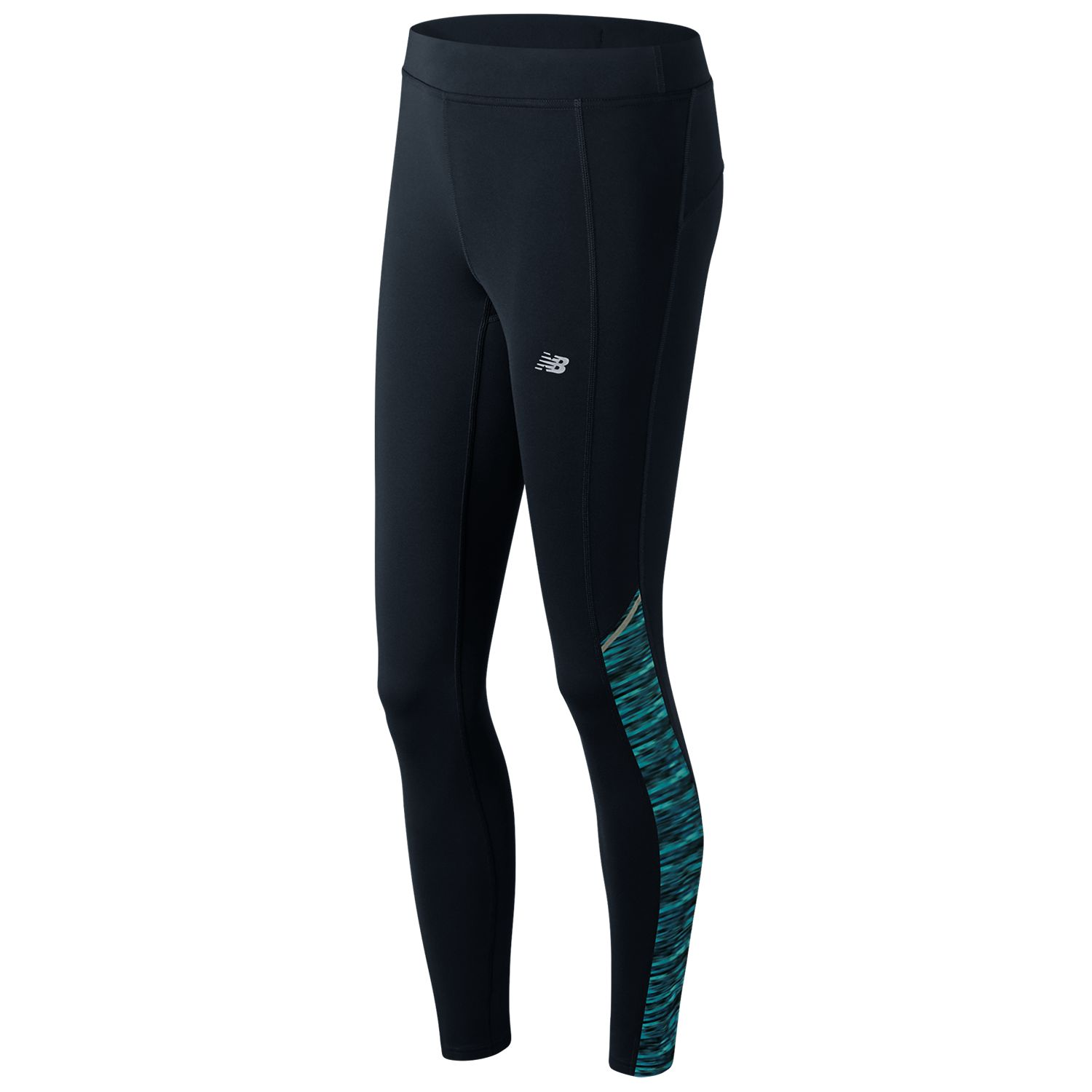 Womens New Balance Printed Accelerate Workout Leggings