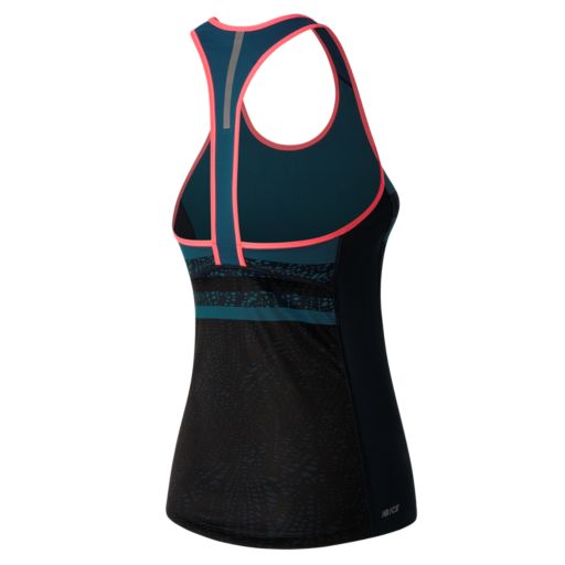 Women's New Balance NB Ice Racerback Running Tank