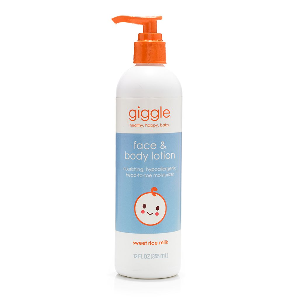 giggle 12-oz. Face & Body Lotion