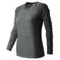Women's New Balance In Transit Workout Tee
