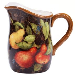 Certified International Capri 3.25-qt. Pitcher