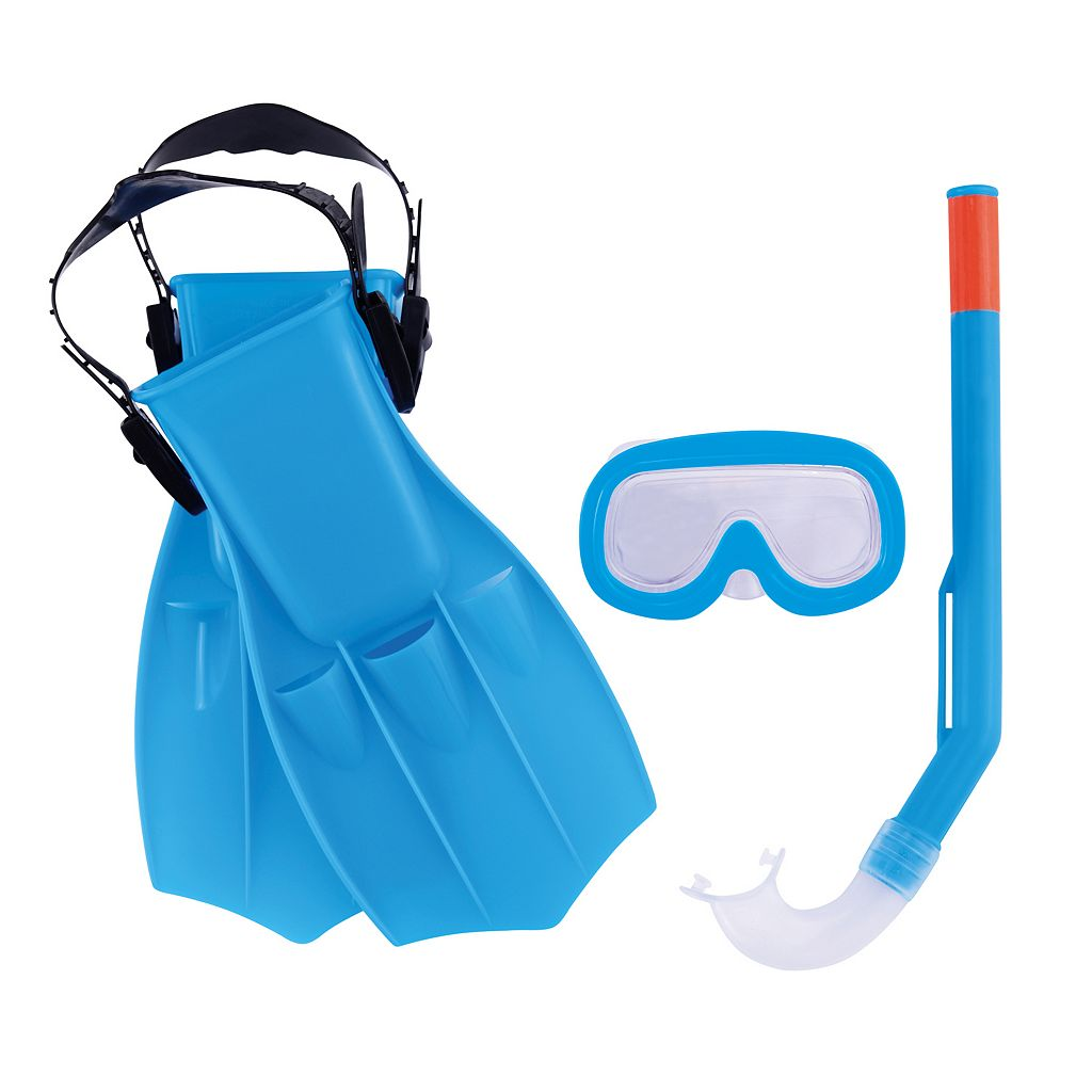 Kids Bestway 4-pc. Play Pro Snorkel Set
