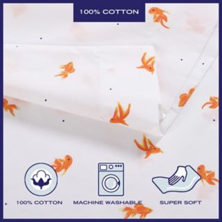 Poppy & Fritz Percale Sheet Set