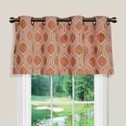 Spencer Home Decor Arabian Nights Window Valance - 54'' x 16''