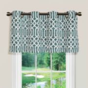 Spencer Home Decor Iron Lattice Window Valance - 54'' x 16''