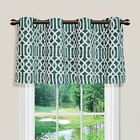 Spencer Home Decor Iron Lattice Valance - 54'' x 16''