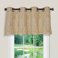 Spencer Home Decor Sphinx Valance - 54'' x 16''