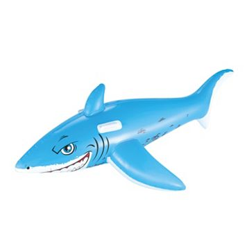 Bestway Great White Shark Rider Pool Toy
