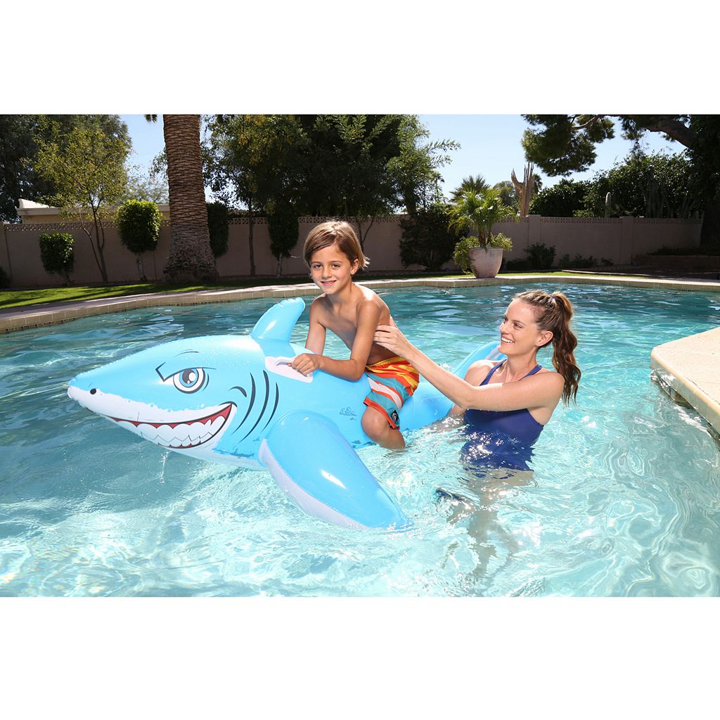 Bestway Great White Shark Rider Pool Toy
