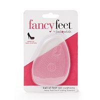 Fancy Feet by Foot Petals Women's Ball-of-Foot Gel Cushion