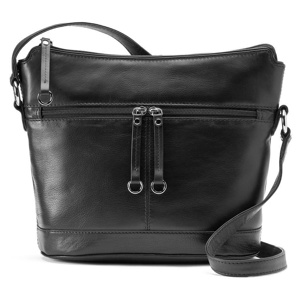 ili Leather Hobo