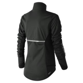 Women's New Balance Windblocker Fleece-Lined Running Jacket