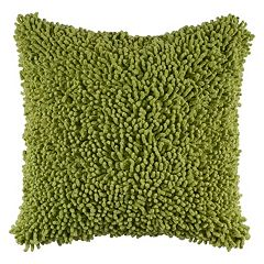 Rizzy Home Shag Throw Pillow