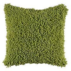 Rizzy Home Shag Throw Pillow