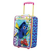 Disney / Pixar Finding Dory Wavy 18-Inch Kids Wheeled Carry-On by American Tourister