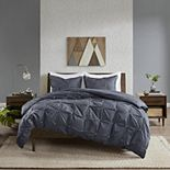 INK + IVY Masie 3-piece Duvet Cover Set