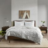 INK+IVY Masie 3-piece Duvet Cover Set